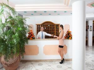 Hotel Terme La Pergola, Szállodák  Ischia - big - 32