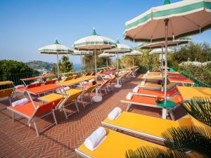 Hotel Terme La Pergola, Szállodák  Ischia - big - 25