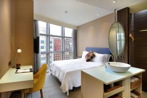AT Boutique Hotel, Hotels  Taipei - big - 5