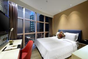 AT Boutique Hotel, Hotel  Taipei - big - 64