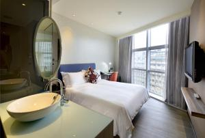AT Boutique Hotel, Hotel  Taipei - big - 65