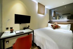 AT Boutique Hotel, Hotels  Taipei - big - 4