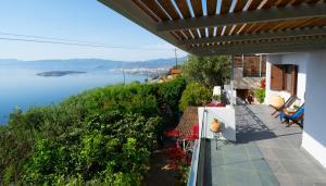 Villa Olga, Vily  Agios Nikolaos - big - 54