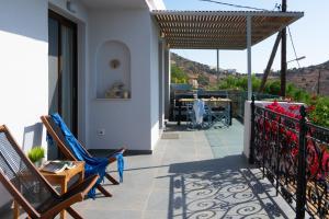 Villa Olga, Vily  Agios Nikolaos - big - 55