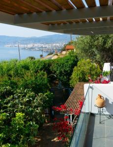 Villa Olga, Vily  Agios Nikolaos - big - 57