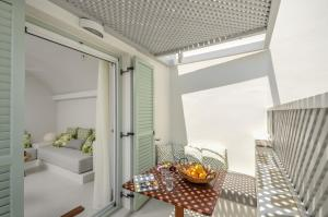 Antony Suites (Adults Only), Apartmánové hotely  Naxos Chora - big - 10
