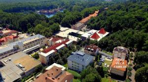 Penzion Hévíz Villa Familia Hévíz Maďarsko