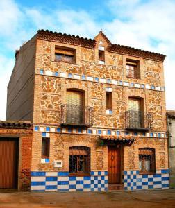 Casa rural El Pinche, Дома для отпуска  Espinoso del Rey - big - 1
