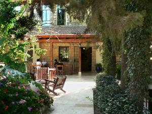 Beit Shalom Historical boutique Hotel, Отели  Метула - big - 40