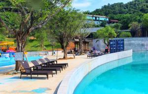 Yingde Qidong Spring Town - Tangshan Resort, Resorts  Yingde - big - 34
