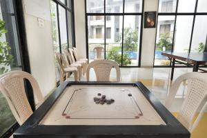 Apartment room in Valvan, Lonavala, by GuestHouser 26967, Apartmanok  Lonavala - big - 17