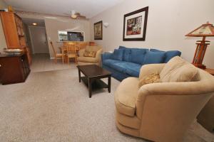 Sea Coast Gardens III 302, Dovolenkové domy  New Smyrna Beach - big - 7