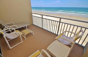 Sea Coast Gardens III 404, Dovolenkové domy  New Smyrna Beach - big - 13