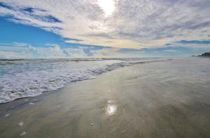 Sea Coast Gardens II 109, Dovolenkové domy  New Smyrna Beach - big - 5