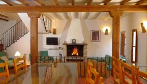 Casa rural El Pinche, Дома для отпуска  Espinoso del Rey - big - 4