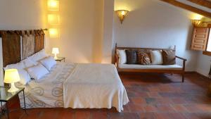 Casa rural El Pinche, Дома для отпуска  Espinoso del Rey - big - 13