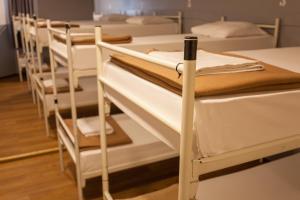 プライベートルーム ベッド10台&専用バスルーム付