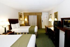 Doppelzimmer mit 2 Doppelbetten - Nichtraucher