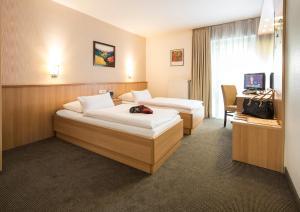 Hotel am Wald, Hotely  Monheim - big - 5