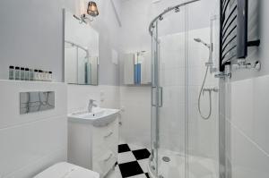 Dom & House - Apartamenty Monte Cassino, Apartmány  Sopoty - big - 103