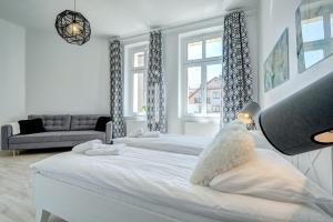 Dom & House - Apartamenty Monte Cassino, Apartmanok  Sopot - big - 105