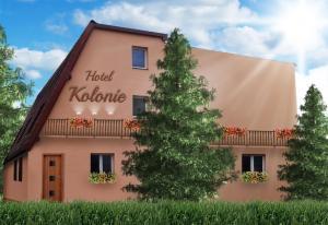Hotel Hotel Kolonie Frýdlant nad Ostravicí Tschechien