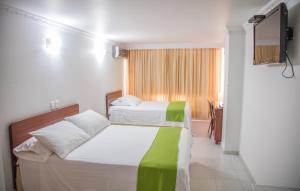 Hotel Palma Real, Hotel  Villavicencio - big - 14
