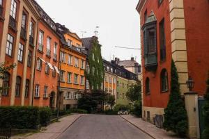 Apartmán Executive Living Östermalm Suite Štokholm Švédsko