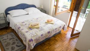 Apartments House Monty, Appartamenti  Malinska - big - 17