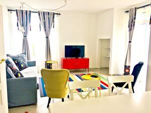 Flores Garden Beach Residence, Apartmány  Chernomorets - big - 24
