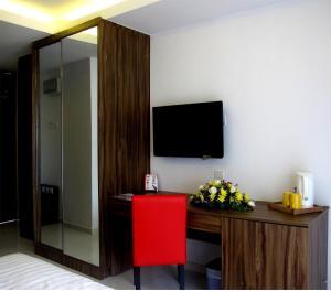 Alia Residence Business Resort, Resorts  Pantai Cenang - big - 5
