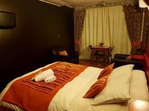 Hotel Restaurant Aurora, Hotel  Tomé - big - 4