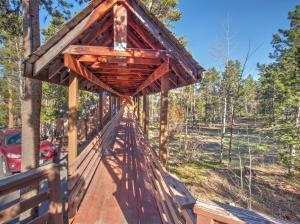 Dory Lakes Cabin, Holiday homes  Black Hawk - big - 33