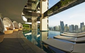 CO @ Gramercy Residences, Apartmány  Manila - big - 13