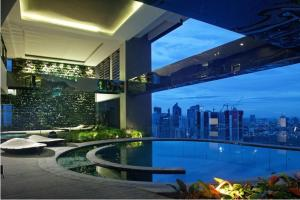 CO @ Gramercy Residences, Apartmány  Manila - big - 15