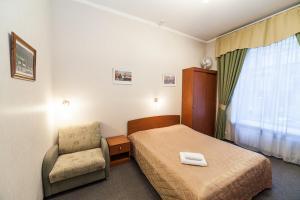 Отель Амулет, Мини-гостиницы  Санкт-Петербург - big - 8