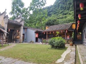 Yangshuo Loong Old House, Kúriák  Jangsuo - big - 61