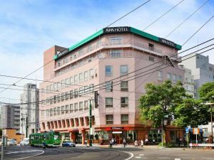 APA Hotel Sapporo Susukino Ekinishi, Hotel  Sapporo - big - 1