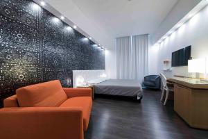 Hotel Montestella, Hotely  Salerno - big - 10