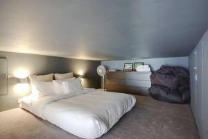Modern, Design 1 Bed apt sleeps 4 in Waterloo, Apartmanok  London - big - 3