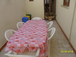 Casa Lucia, Apartmanok  Ruffano - big - 16
