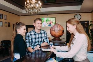 Гостиничный Комплекс Глобус, Отели  Тернополь - big - 75