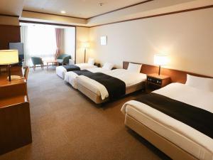 APA Hotel Sapporo Susukino Ekinishi, Hotel  Sapporo - big - 73