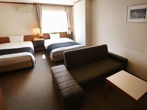 APA Hotel Sapporo Susukino Ekinishi, Hotel  Sapporo - big - 61