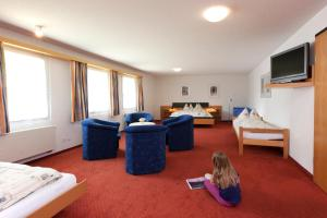 Hotel Arkanum, Hotely  Salgesch - big - 7