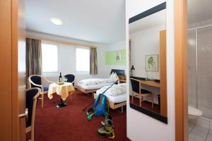 Hotel Arkanum, Hotely  Salgesch - big - 8