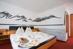 Hotel Arkanum, Hotely  Salgesch - big - 10
