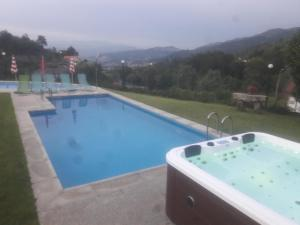 Casa D`Auleira, Farm stays  Ponte da Barca - big - 78