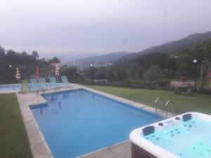 Casa D`Auleira, Farm stays  Ponte da Barca - big - 83