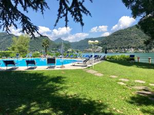 Lugano lake's luxury residence - AbcAlberghi.com